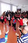 New England Patriot Cheerleaders visit Manas DVIDS352855.jpg