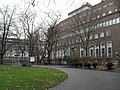 New Year's Eve in Brunswick Square Gardens - geograph.org.uk - 1657730.jpg