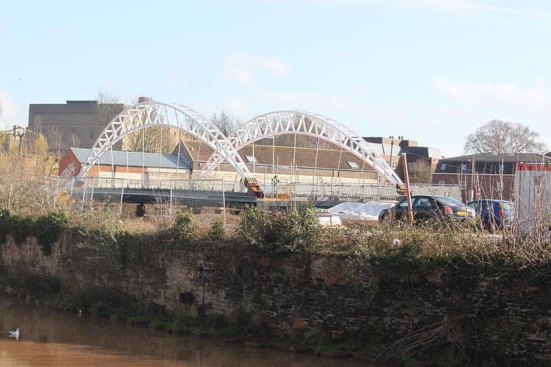 File:New bridge Tangier Taunton.JPG