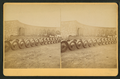 New railroad car wheels at a roundhouse in Ellis, from Robert N. Dennis collection of stereoscopic views.png