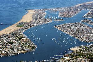 Newport Bay (California) - Newport Beach CA
