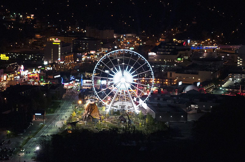File:Niagara Falls Skywheel by night.jpg