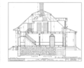 Nicholas Durie House, Schraalenburg Road, Closter, Bergen County, NJ HABS NJ,2-CLOST,4- (sheet 9 of 28).png