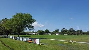 Nicholls Soccer Complex - Image: Nicholls Soccer Complex (Thibodaux, LA, USA)
