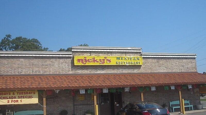 Nicky S Restaurant Menu