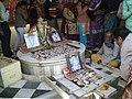 Nidhivana Vrindavan Prakatyasthala bankebihariji.JPG