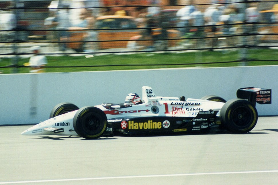 Nigel-mansell indianapolis-500 05-29-1994