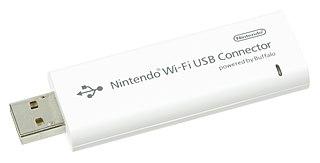 Nintendo Wi-Fi USB Connector