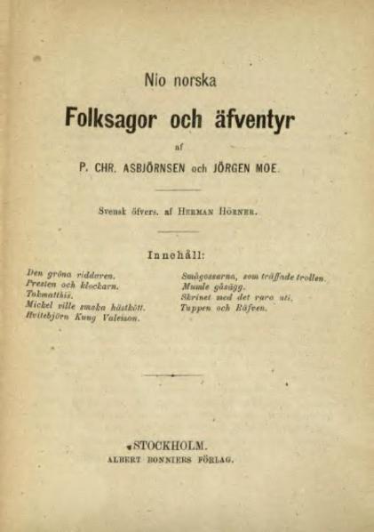 File:Nio norska Folksagor och äfventyr.djvu