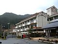 Nishiawakura village Nishiawakura junior high school.jpg