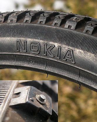 Nokian Tyres - Nokian Bicycle Tire