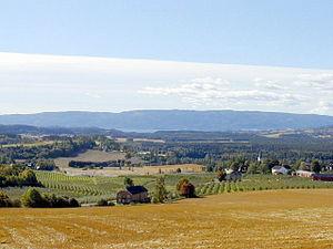 Norderhov - Norderhov in Ringerike