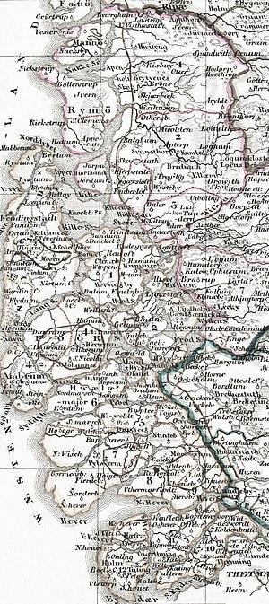 Nordfriesische Inseln Wikipedia