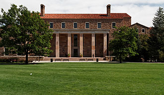 University of Colorado Boulder - Norlin Library