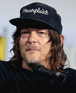Norman Reedus at San Diego Comic-Con International in 2019