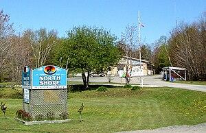 The North Shore, Ontario - North Shore municipal offices.