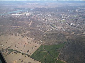 North canberra from the east.JPG