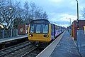 Northern Rail Class 142, 142048, Halewood railway station (geograph 3819863).jpg