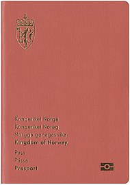 Norwegian Passport Wikipedia