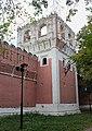 Nothern tower of eastern wall of Donskoy Monastery.jpg