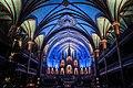 Notre-Dame Roman Catholic Church Basilica - Montreal 12.jpg