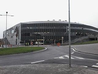 Werk Arena Czech indoor hockey arena