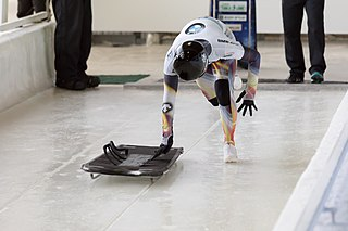 Skeleton (sport) Winter sliding sport