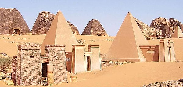 real age of the pyramids