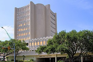 Nueces County, Texas - Image: Nueces county courthouse