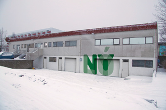 The Living Art Museum - Nylo entrance in 111 Breiðholt
