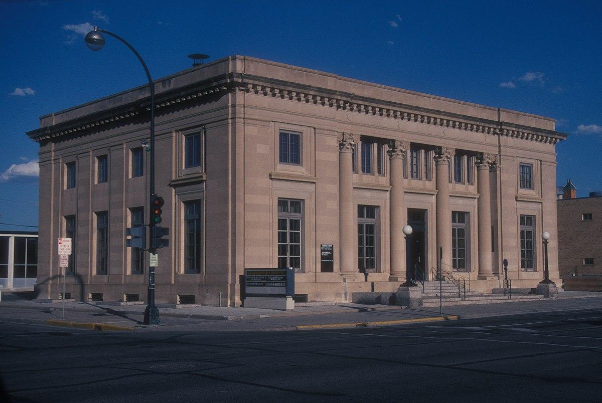 Old u s post office williston north dakota wikipedia for The williston
