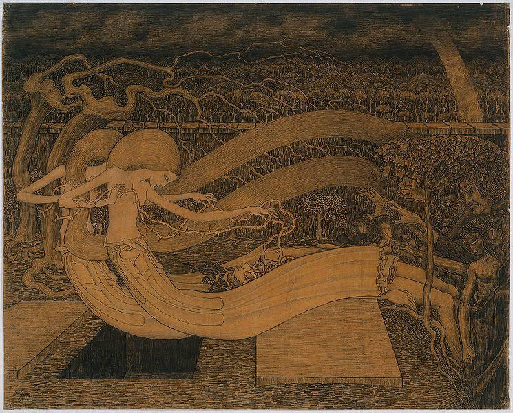 File:O grave, where is thy Victory 1892 Jan Toorop.jpg