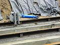 Oerlikon - 'Gleis 9' während der Gebäudeverschiebung 2012-05-23 15-45-23 (P7000).JPG