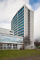 Office building Oberfinanzdirektion Niedersachsen Auestrasse 14 Linden-Sued Hannover Germany 02.jpg