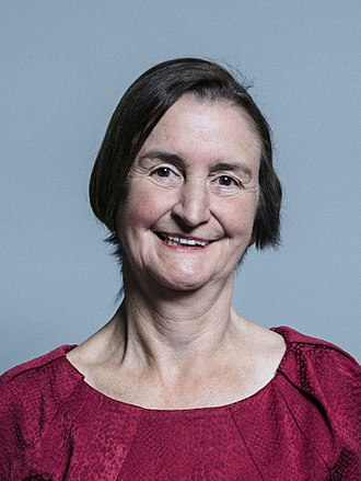 Shadow Secretary of State for Defence - Image: Official portrait of Nia Griffith crop 2
