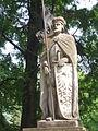 Ogrody - posąg św. Wacława.jpg