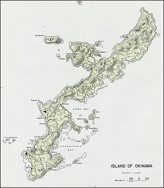 Iejima - Iejima (formerly Ie-Shima) lies to the northwest of the main island of Okinawa