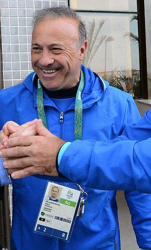 Julio Olarticoechea - Olarticochea during the 1986 FIFA World Cup
