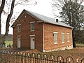 Old Hebron Lutheran Church Intermont WV 2015 10 25 09.JPG