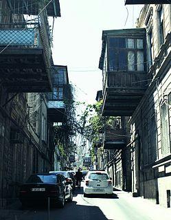 Sovetsky, Baku Historic district in Baku, Azerbaijan