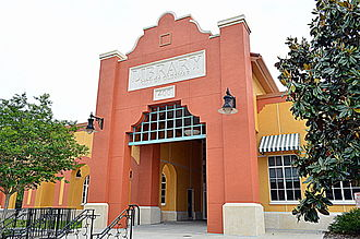 Oldsmar, Florida - Image: Oldsmar Public Library