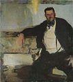Oleksander Murashko. Portrait of Jan Stanislawski.jpg