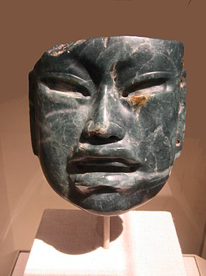 Olmec mask at Met.jpg