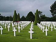 Omaha-beach-cemetery