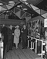 Opening tentoonstellig Europoort een Schakel tgv het 9de Lustrum van de Econo, Bestanddeelnr 909-9596.jpg