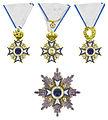 Orde van de Adelaar van Este met ster.jpg