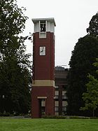 OSU's Bell Tower.
