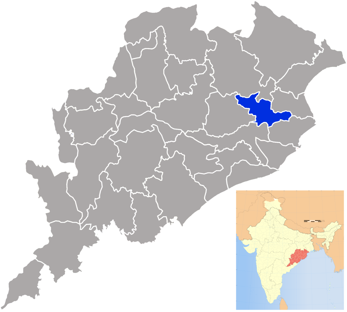 Jajpur district - Wikipedia