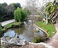 Ornamental pond, Oldway mansion, Paignton - geograph.org.uk - 696564.jpg
