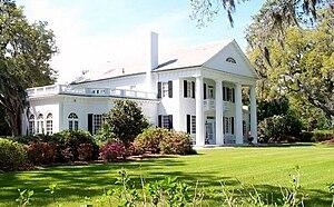 Orton Plantation - Orton House